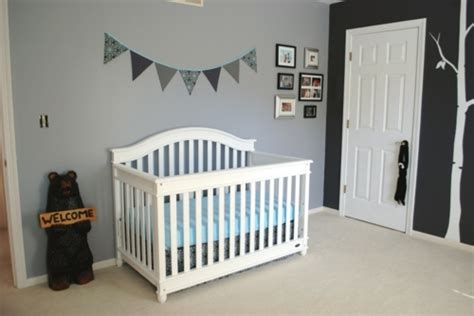chambre gris noir et blanc idées de décoration chambre bébé fille en noir et blanc