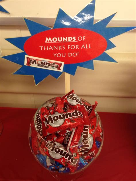 mounds candy bar idea candy sayings gifts candy quotes