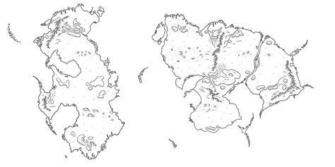 custom map   fantasy world