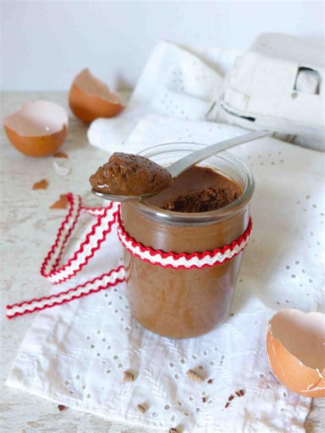 mousse au chocolat z 233 ro complexe sans beurre ni sucre ni gluten