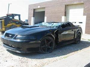 99-04 Ford Mustang Convertible 4 6 Automatic
