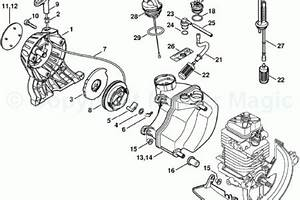 stihl fs45 parts diagram download automotive parts With stihl weed eater parts diagram