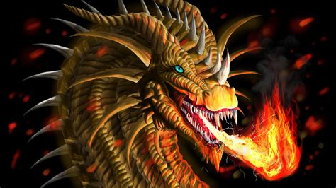 Dragon Hd Wallpapers (77+ Images