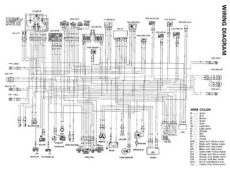 Wiring Schematic For Suzuki Intruder by 91 Suzuki Gsxr 1100 Wiring Diagram Wiring Library