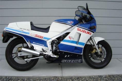 1986 suzuki rg 500 gamma moto zombdrive