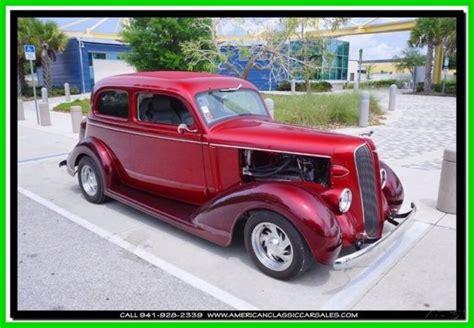 1936 Dodge Sedan by 1936 Dodge Sedan Resto Mod