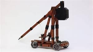 How To Build Lego Trebuchet Instructions Pdf Plans