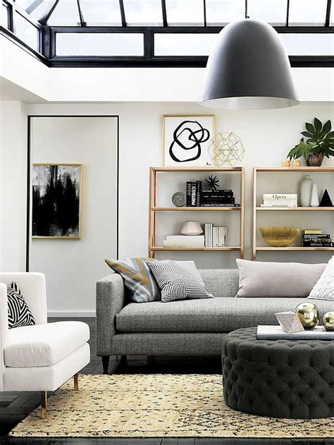 First Apartment Checklist with CB2 Decor home living