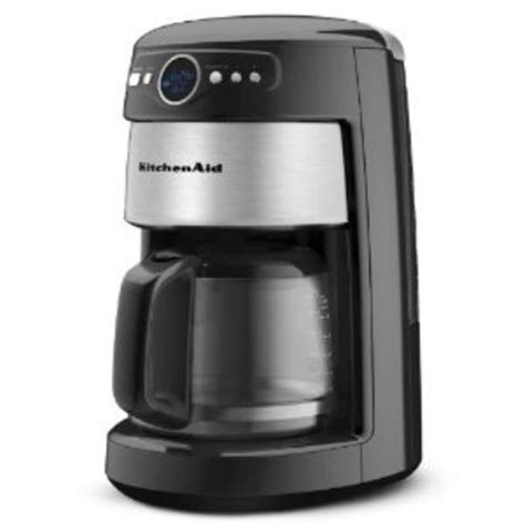Kitchenaid Kcm222ob 14cup Programmable Coffee Maker W