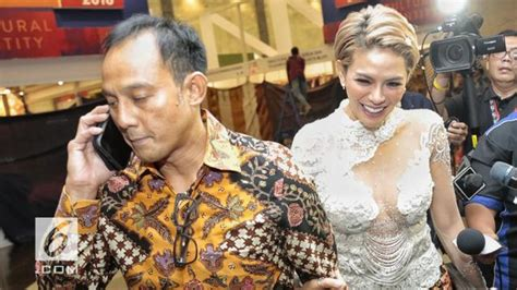 Nikita Mirzani Tegaskan Ogah Rujuk Dengan Dipo Latief