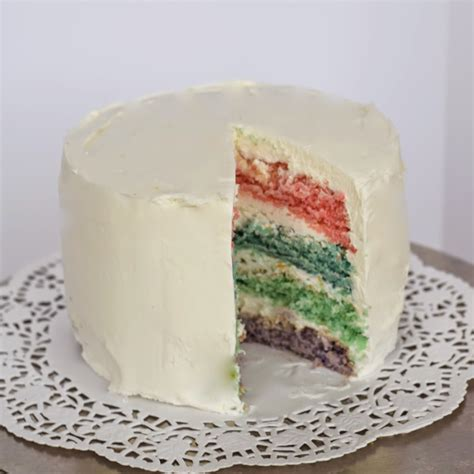 Cleveland Food Pantry by Easter Pastel Layered Cake Recipe
