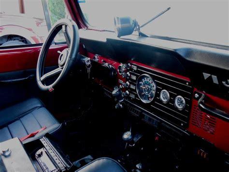 cj jeep interior jeep cj7 interior image 52