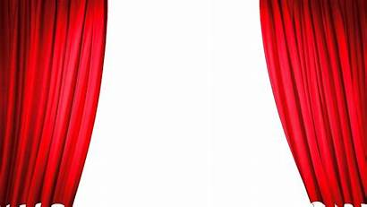 Curtains Transparent Curtain Theater Clipart Stage Clip