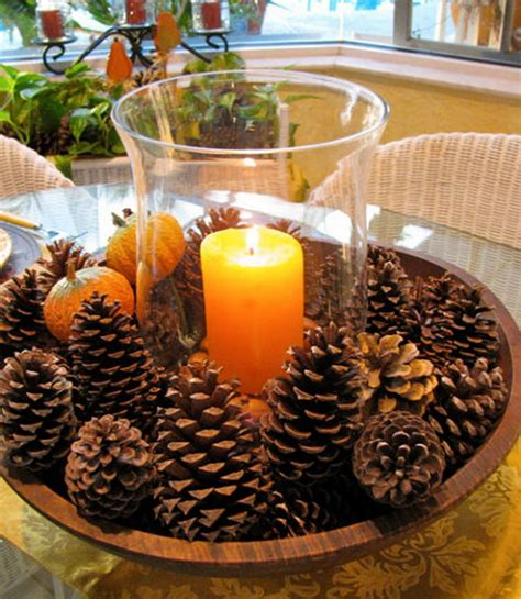 fall table decorations easy diy fall centerpieces you will fall in love with