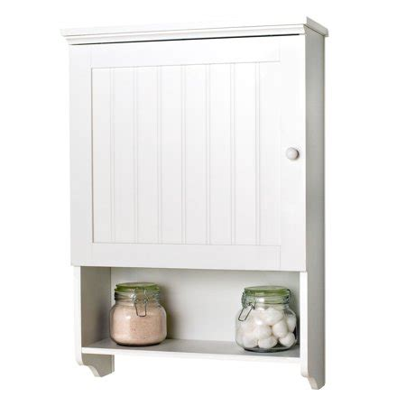 Bathroom Space Saver Wall Cabinet by Wall Mount White Bathroom Medicine Cabinet Storage