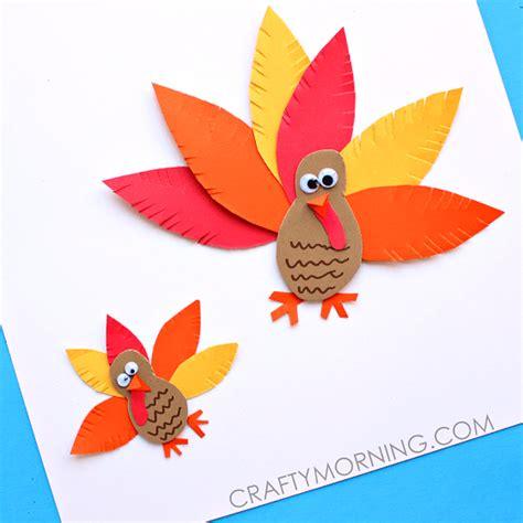 wonderful  artsy turkey projects kids