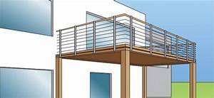 Balkon Nachträglich Anbauen Genehmigung : holzbalkon anbauen praktiker marktplatz ~ Frokenaadalensverden.com Haus und Dekorationen