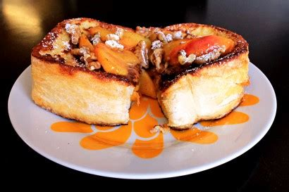 Peach Stuffed French Toast Tasty Kitchen Happy Recipe