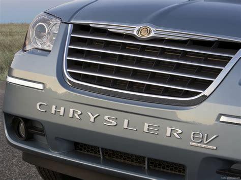 Chrysler Ev Concept Picture 58391 Chrysler Photo