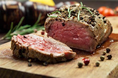 cuisine boeuf recette filet de bœuf rôti au jus cuisine madame figaro