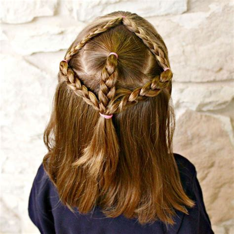 45 Cute Ideas on Braids For Girls Sweet and Stylish