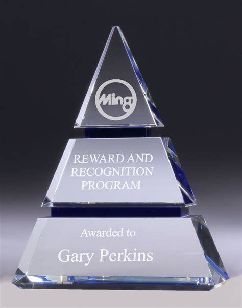 employee recognition awards exclusive trophies