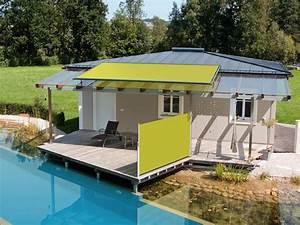 Brise Vue Tissu : brise vue r tractable pour l 39 espace outdoor nouveaut s ~ Edinachiropracticcenter.com Idées de Décoration