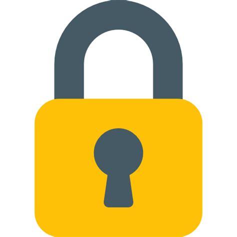 Lock - Free security icons