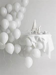 Beautiful Decor For An All White Party - Homesthetics