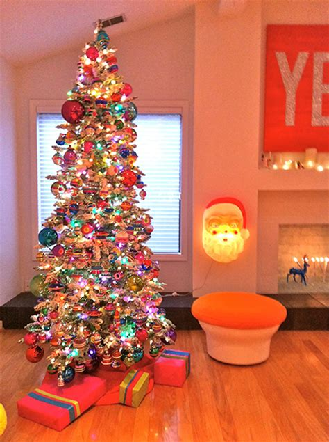 vintage aluminum christmas trees  favorite holiday eye