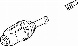 Ford Taurus Cv Axle Assembly  Right  Liter  Axles