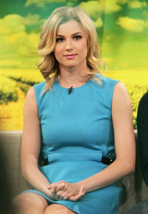 Emily VanCamp Measurements Height and Weight