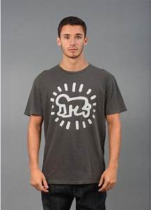 T Shirt Keith Haring : obey x keith haring radiant baby dusty t shirt triads ~ Melissatoandfro.com Idées de Décoration