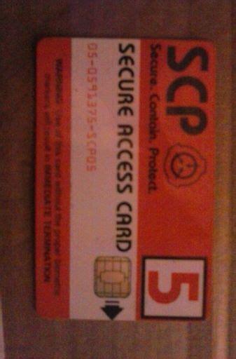 level  scp foundation key card scp foundation amino