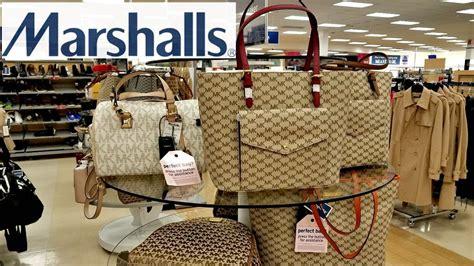 Shop With Me Marshalls Designer Handbags Michael Kors