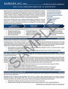 executive resume sample chief executive officer With best ceo resume