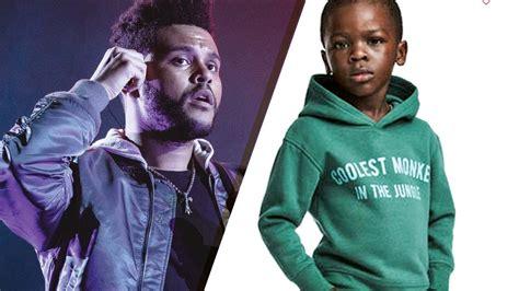 The Weeknd BLASTS Hu0026M Over Racist u0026#39;Monkeyu0026#39; Ad Featuring Black Child ENDS Partnership - YouTube