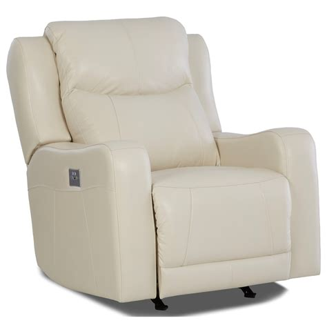 recliner with usb port power recliner with power adjustable headrest and usb port