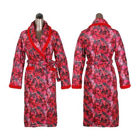 robe de chambre femme hiver achetez en gros velours robe de chambre en ligne à des