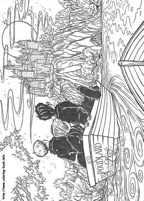 harry potter   sorcerers stone  coloring page coloriage harry potter mandala