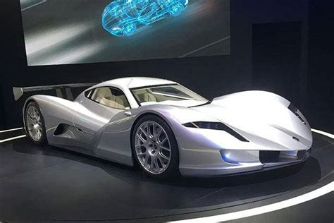 Top 10 Fastest Electric Cars In World 2018 (including New