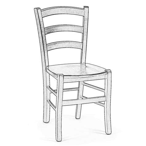 sedia legno grezzo sedia in legno grezzo da verniciare venezia arredas 236