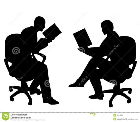 people sitting reading books stock photo image