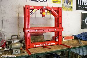 thebj73com With fabrication presse hydraulique maison