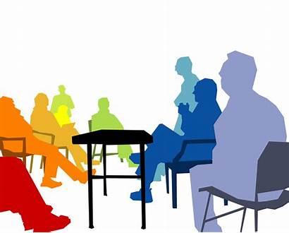 Meeting Icon Clip Employee Team Newdesignfile Via
