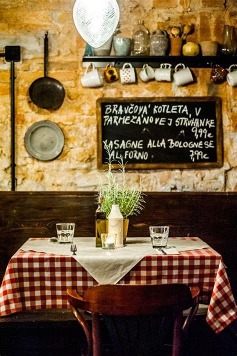 Decorating Ideas Italian by Best 25 Italian Restaurant Decor Ideas On