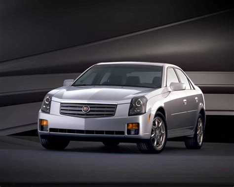 2003 Cadillac Cts Image Httpswwwconceptcarzcom