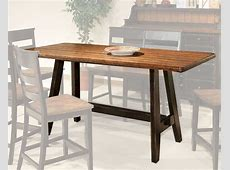 Intercon Counter Height Dining Table Winchester INWNTA