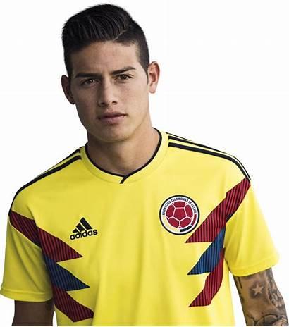 James Rodriguez Render Colombia Footyrenders Football