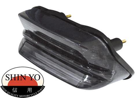 Yamaha Xjr 1300 1999~07 Shin Yo Led Smoke Rear